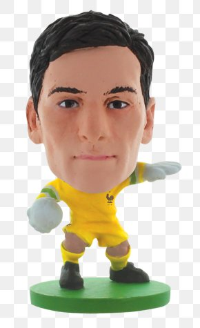 Football - Hugo Lloris France National Football Team 2014 FIFA World Cup France SoccerStarz Lloris PNG