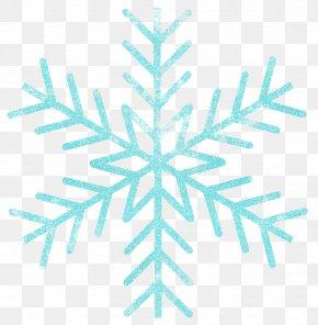 Blue Snowflake - Snowflake Green Euclidean Vector PNG