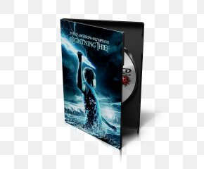Percy Jackson The Olympians - The Lightning Thief Poster Percy Jackson & The Olympians Graphic Design Blu-ray Disc PNG