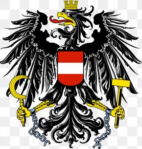 Arm - Coat Of Arms Of Austria Coat Of Arms Of Poland National Emblem PNG