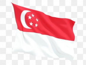 Flag Of Singapore - Flag Of Singapore Flag Of Singapore Telephone Numbers In Singapore National Flag PNG