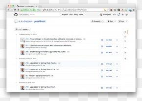 Collaborative Software - MacOS Macintosh Window Application Software Computer Servers PNG