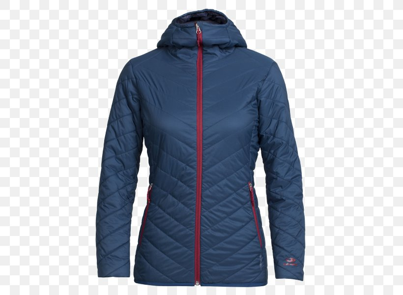 Jacket Icebreaker Hyperia Hooded Daunenjacke Clothing, PNG