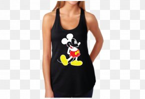 Minnie Mouse - Minnie Mouse T-shirt Mickey Mouse The Walt Disney Company PNG
