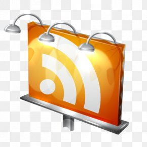 Billboard - Web Feed RSS Blog ICO Icon PNG