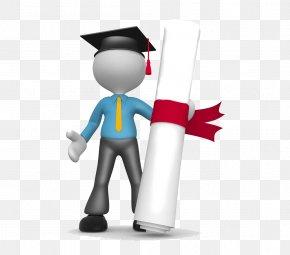 Graduation - 3D Computer Graphics Photography Clip Art PNG