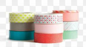 TAPE - Adhesive Tape Paper Washi Craft Tape Dispenser PNG