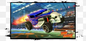 Hot Wheels - Rocket League PlayStation 4 Downloadable Content Video Game Supersonic Acrobatic Rocket-Powered Battle-Cars PNG