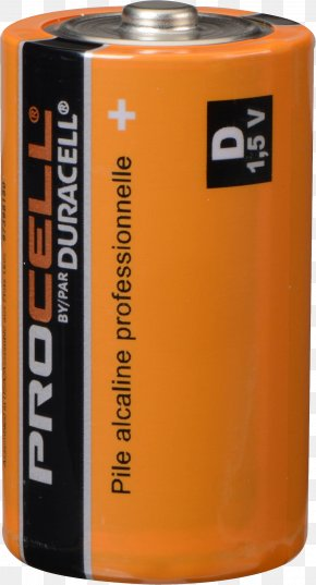 Battery - Alkaline Battery Duracell D Battery Nine-volt Battery PNG