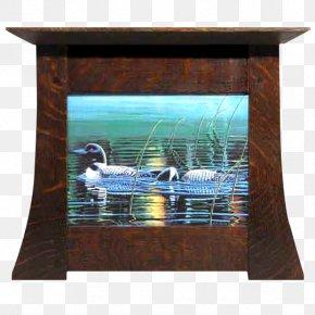 Solid Wood Craftsman - Picture Frames Wood Framing Tile Mahogany PNG