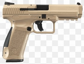 Handgun - Trigger Canik Firearm Pistol Gun Barrel PNG