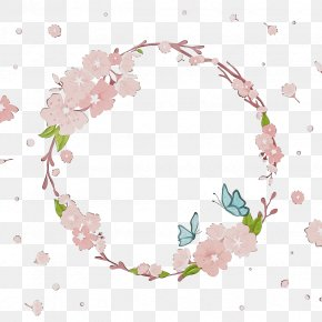 Heart Plant - Wedding Floral Background PNG
