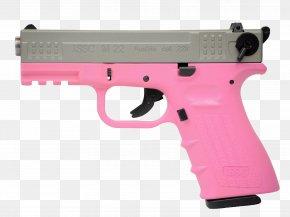 Handgun - Weapon Firearm Gas Pistol 9mm P.A.K. PNG