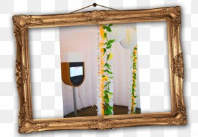 Photo Booth Background - Picture Frames Photography Film Frame Photo Booth Photographic Film PNG