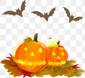 Halloween Pumpkin - Halloween Pumpkin Clip Art PNG