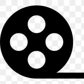 Movie Film Reel - Film Reel Cinema PNG