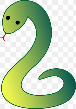 Cartoon Snake Cliparts - Snake Reptile Clip Art PNG