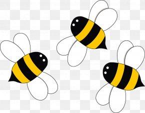 Bee - Bee Apis Florea Euclidean Vector Clip Art PNG