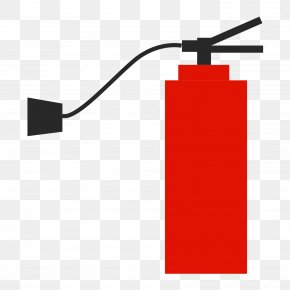 Red Fire Extinguisher - Fire Extinguisher Conflagration PNG