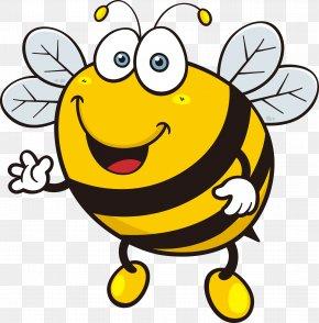 Cartoon Bee - Bee Cartoon Royalty-free Illustration PNG