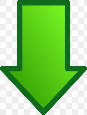 Green Arrow Clipart - Green Arrow Clip Art PNG