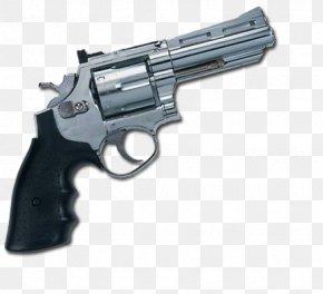 Weapon - Revolver Weapon Firearm Gun PNG