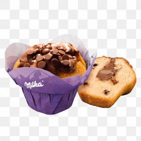 Delicious - Muffin Chocolate Brownie Milk Frosting & Icing Donuts PNG