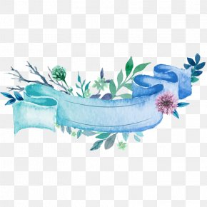 Painting - Watercolor: Flowers Watercolor Painting Floral Design Image PNG