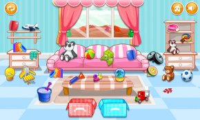 Neat Room Cliparts - Bedroom Child Clip Art PNG