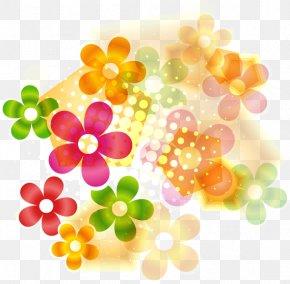 Flowers And Floral Design Label Material - Flower Color Floral Design Petal PNG