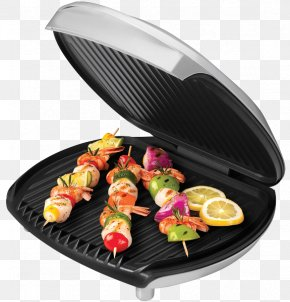 Barbecue - Barbecue Grilling Panini George Foreman Grill Teppanyaki PNG