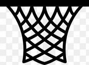 Basketball Hoop Cliparts - Basketball Net Backboard Clip Art PNG