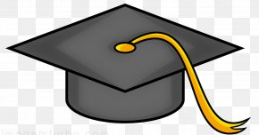 Academic Transparency And Translucency - Graduation Ceremony Square Academic Cap Diploma Drawing Academic Degree PNG