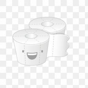 Toilet Paper - Table Plumbing Fixture Material PNG