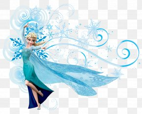 Elsa Transparent - Elsa Kristoff Anna Olaf Clip Art PNG