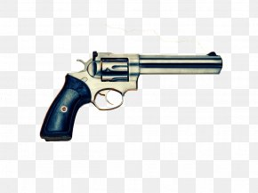 A Pen Gun - Revolver Firearm Pistol Weapon PNG