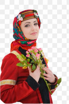 Russia - Leila Hatami Russia Folk Costume Female Chuvash People PNG