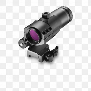 Scopes - Telescopic Sight Red Dot Sight Optics Weapon Reflector Sight PNG