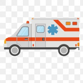 Ambulance Vector - Ambulance Hospital Vecteur PNG