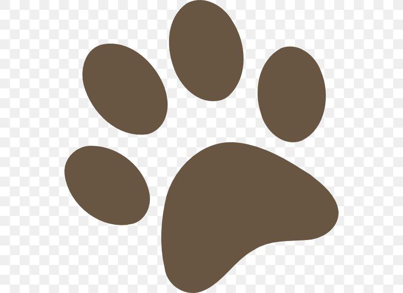 Dog Brown Bear Paw Clip Art, PNG, 558x597px, Dog, Animal Track, Bear, Brown, Brown Bear Download Free