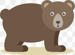 Polar Bear - Polar Bear American Black Bear PNG