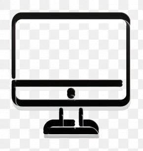 Computer Monitor Accessory Home - Sensor Icon PNG
