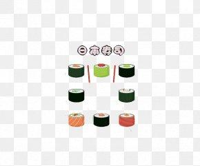 Sushi - Sushi Makizushi Korean Cuisine Gimbap Food PNG