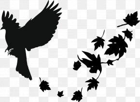 Flying Bird - Thirteen Ways Of Looking At A Blackbird Common Blackbird Quotation PNG