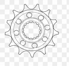 Car - Clip Art Car Drawing Wheel Line Art PNG