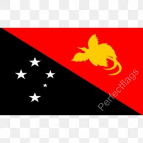 Papua New Guinea - Flag Of Papua New Guinea National Flag Flags Of The World PNG