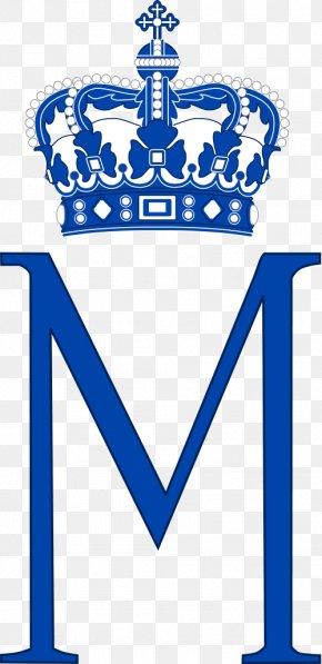 Princess Marie Of Denmark - Royal Cypher Danish Royal Family Royal Highness British Royal Family PNG