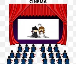 Theatre Cliparts - Film Cinema Clip Art PNG