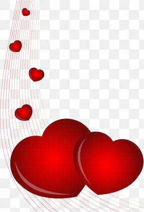 Rowing - Heart Love Valentine's Day Clip Art PNG
