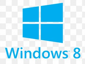 Windows 8 Logo - Windows 8.1 Microsoft Windows Features New To Windows 8 PNG